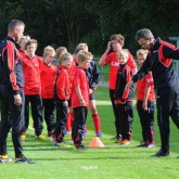 Voetbalschool september 2013